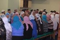 Торжественный прием по случаю Курбан-Байрама в Медной мечети